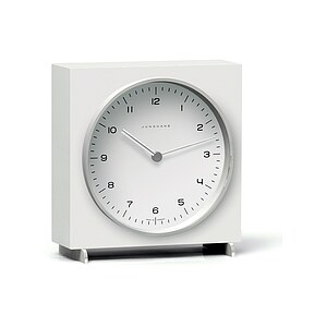 Junghans max bill Tisch-Funkuhr 383/2200.00