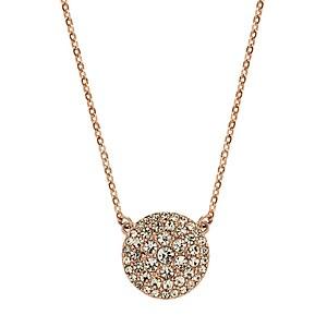 Damen-Halskette von Fossil JF 00139 791