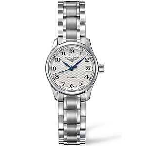 Longines Uhren L2.128.4.78.6 Damen-Automatikuhr Master Collection - 55899