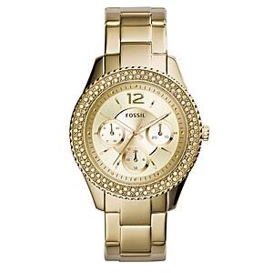 Fossil ES3589 Damenuhr / ES3589 der Uhren STELLA