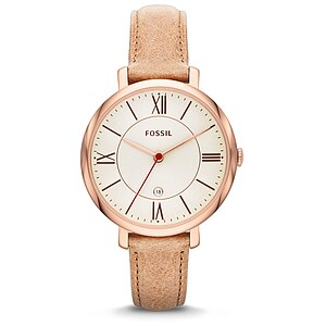 Fossil Damen der Uhrenserie ES 3487 Jacqueline