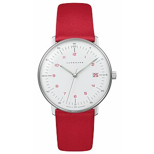 Junghans Uhren-Kollektion 047/4541.00 max bill by Junghans Damen - 55941