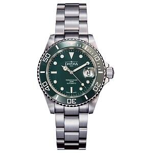 Davosa 161.555.70 der Uhren-Serie Swiss Diver Ternos Ceramic grün