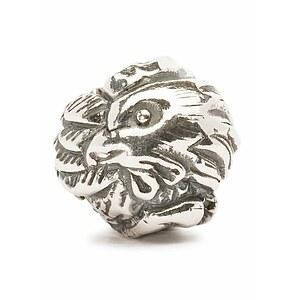Trollbeads 11462 das Original - Chinese Zodiac Rooster Silber Bead Sternzeichen Chinesischer Hahn