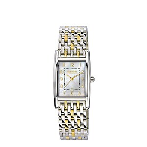 Damenuhr von Dugena der Uhrenserie Quadra Artdeco 7000122