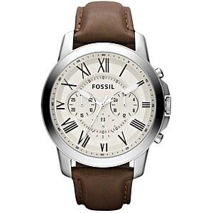 Fossil Herrenuhr der Uhrenserie FS 4735