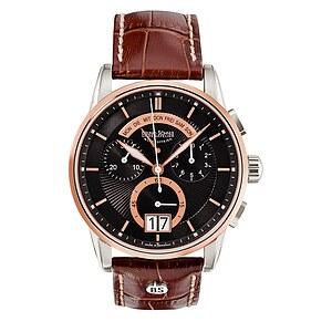 Bruno Söhne Herrenchronograph 17-63117-745 der Uhrenserie Grandioso