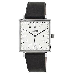 Dugena Premium Herrenuhr 7000142 der Uhrenserie Dessau Carree
