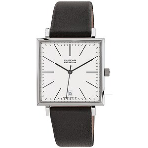 Dugena Premium Herrenuhr 7000140 der Uhrenserie Dessau Carree