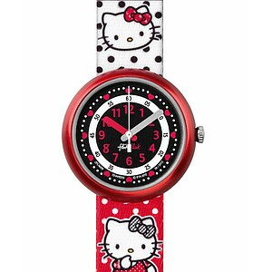 Flik Flak Uhren FLN058 Girl Kinderuhr Pre-School (5+) Hello Kitty - 56432