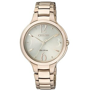 Citizen Uhren  EP5992-54P Eco-Drive Damen Elegant Uhr Citizen L vergoldet - 56448