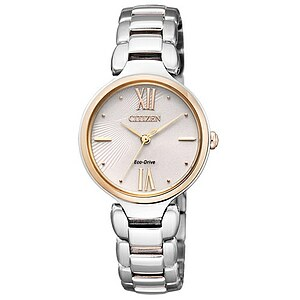 Citizen Uhren  EM0024-51W Eco-Drive Damen Elegant Uhr Citizen bicolor - 56457