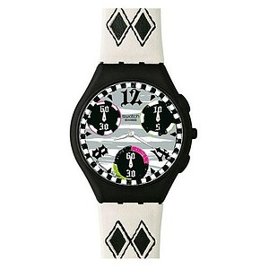 Swatch Be-Lined SUYB118/ SUYB 118 der Uhrenserie Skin Chrono - 56770