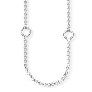 Thomas Sabo X0201-001-12-L80  Charm-Kette Silber CHARM CLUB 80 cm