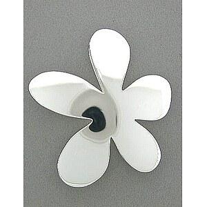 Quinn 036 7770 Silber Ohrstecker Blüten