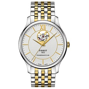 Tissot T063.907.22.038.00 T-Classic Uhren-Serie Tissot Tradition Automatic Open Heart - 57921