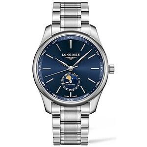 Longines Uhren L2.919.4.92.6 Herren-Automatikuhr Master Collection