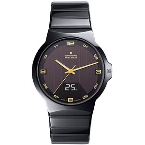 Junghans Force 018/1435.44 Multifrequenz-Funk-Solarwerk
