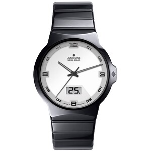 Junghans Force 018/1434.44 Multifrequenz-Funk-Solarwerk
