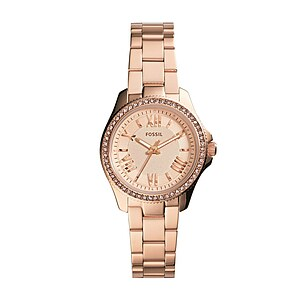 Fossil AM4578 Damenuhr der Uhrenserie Cecile