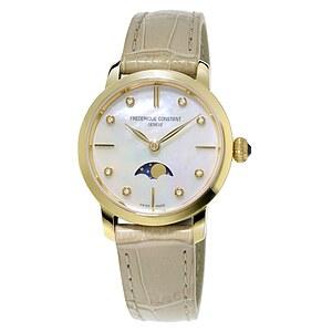 Damenuhr von Frederique Constant FC-206MPWD1S5 der Uhren-Serie Slimline