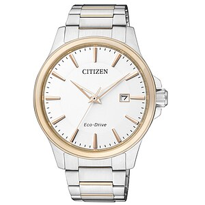 Citizen Uhren BM7294-51A Eco-Drive Herren Sports bicolor - 59648