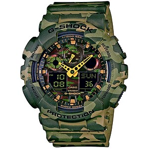 Casio Uhr G-Shock GA-100CM-5AER