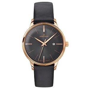 Junghans Uhren 047/7572.00 Damen Meister  goldplattiert