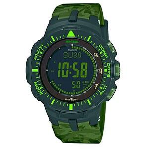 Casio Uhren Pro Trek PRG-300CM-3ER Mount Shasta