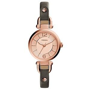 Fossil Damenuhr der Uhrenserie Georgia ES 3862