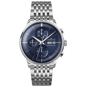Junghans Uhren-Kollektion 027/4528.44 Meister Chronoscope