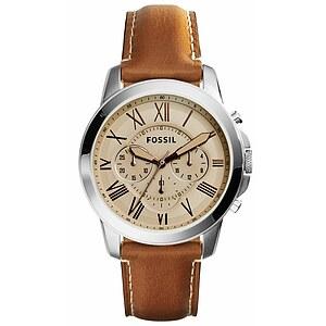 Fossil FS5118 Herrenuhr FS 5118 der Uhren Grant