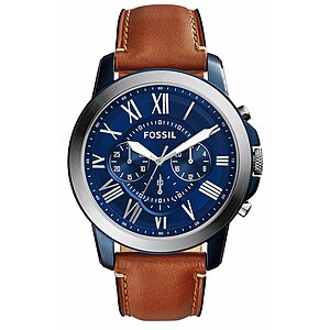 Fossil FS5151 Herrenuhr FS 5151 der Uhren Grant