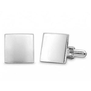 Quinn 001 1420 05 Manschettenknöpfe in 925 Silber