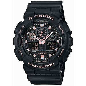 Casio Uhren G-Shock GA-100GBX-1A4ER