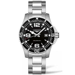 Longines L3.740.4.56.6 Uhren Herren-Armbanduhr HydroConquest