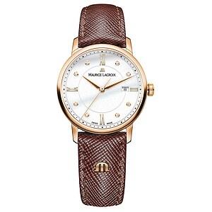 Maurice Lacroix EL1094-PVP01-150-1 Damenuhr der Uhren-Serie Eliros X-Change