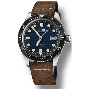 Oris Sixty-Five Divers 73377204055 07 5 21 02