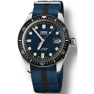 Oris Sixty-Five Divers 73377204055 07 5 21 28FC