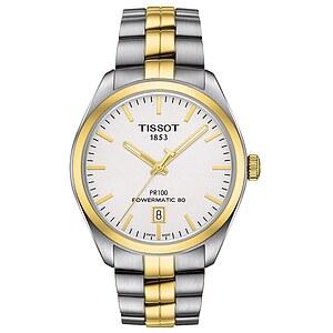 Tissot T-Classic T101.407.22.031.00 Herrenuhr der Uhren-Serie PR 100