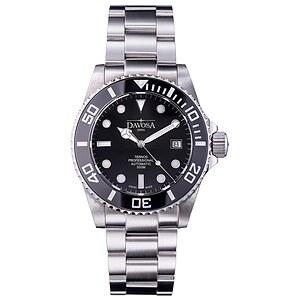 Davosa 161.559.50 aus der Uhren-Serie Ternos Automatic Professional schwarz