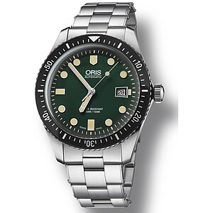 Oris Sixty-Five Divers 73377204057 07 8 21 18