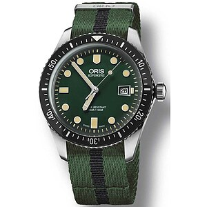 Oris Sixty-Five Divers 73377204057 07 5 21 25FC
