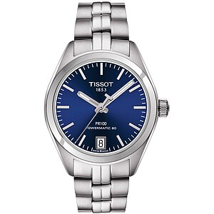 Tissot T101.207.11.041.00 T-Classic Damenuhr der Uhren-Serie PR 100