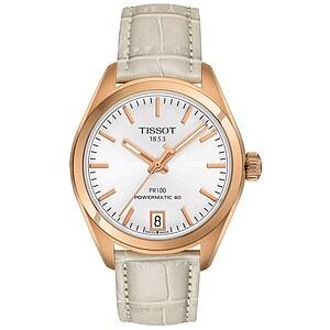 Tissot T101.207.36.031.00 T-Classic Damenuhr der Uhren-Serie PR 100