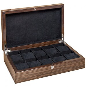 Uhrensammlerbox 10er Watch Collector's Box 309377 - 63272