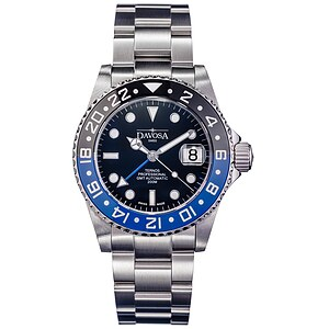 Davosa Ternos Professional TT GMT Automatic 161.571.45 aus der Uhren-Serie Ternos Automatic Professional TT - 63348