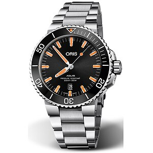 Oris Aquis Date 733 7730 4159 MB aus der Oris Uhren Serie Aquis