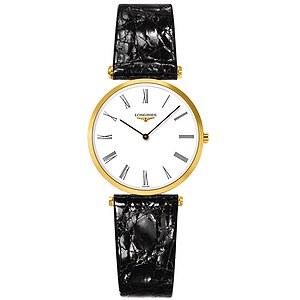 Longines Uhren L4.512.2.11.2 Damen-Armbanduhr La Grande Classique
