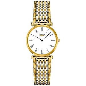 Longines Uhren L4.512.2.11.7 Damen-Armbanduhr La Grande Classique